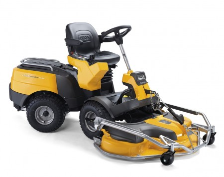 Park Pro 740 IOX 4WD Ride On Lawnmower ( Excluding Deck)
