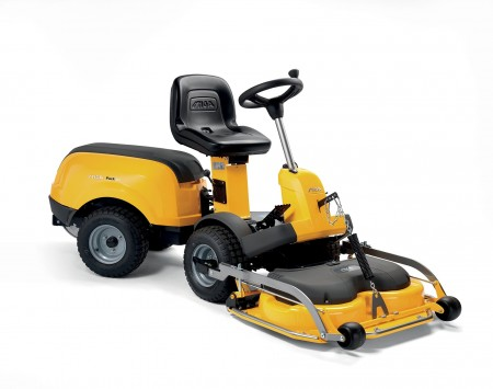 Stiga Park 320 2WD Ride On Lawnmower (Excluding Cutter Deck)