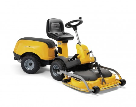 Stiga Park 340 PX 4WD Ride On Lawnmower (Excluding Deck)