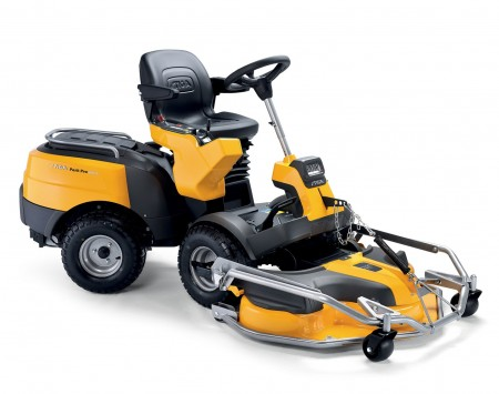 Stiga Park Pro 540 IX 4WD Ride On Mower (Excluding Deck)